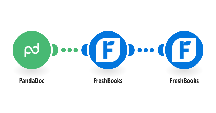 Create a FreshBooks client from a PandaDoc contact