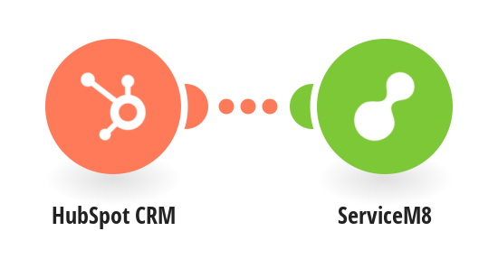 Create ServiceM8 jobs for new HubSpot CRM contacts