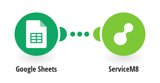 Create ServiceM8 clients from Google Sheets rows