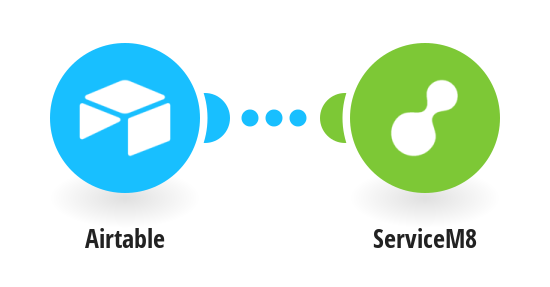 Create ServiceM8 clients from Airtable records