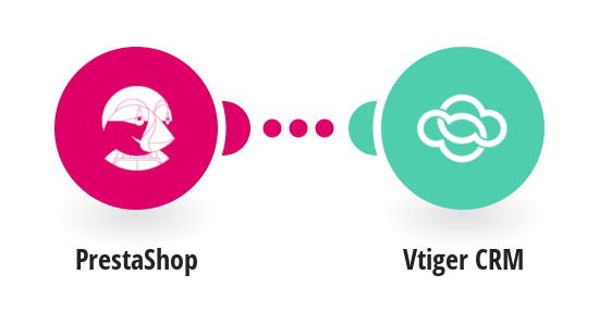 Create VTiger products from new PrestaShop products