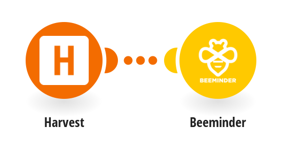Create a Beeminder datapoint for new Harvest time entry