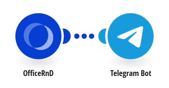Send a Telegram message for new contracts in OfficeRnD