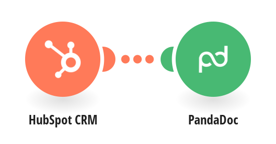 Create a new PandaDoc contact when a HubSpot CRM contact is created