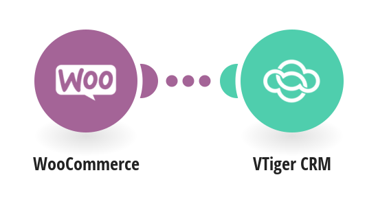 Create VTiger CRM products from new WooCommerce products