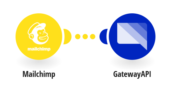 Send an SMS notification when a person unsubscribes from a Mailchimp campaign