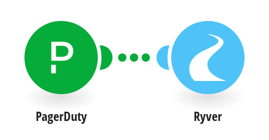 Send a message to Ryver chat about new incidents in PagerDuty