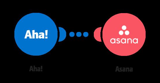 Create Asana task for a new Aha! feature