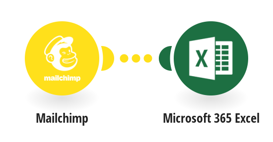 Add a new Mailchimp subscriber to Microsoft 365 Excel