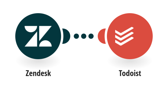 Add new Zendesk tickets to Todoist as tasks