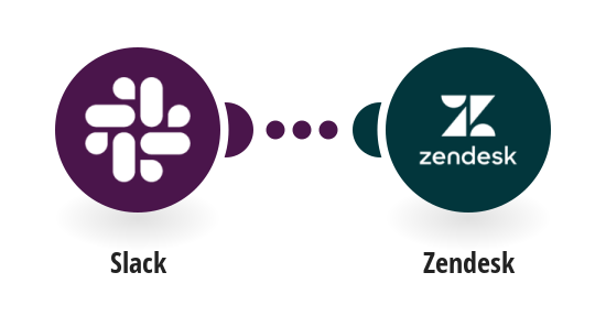 Create tickets on Zendesk from direct messages on Slack