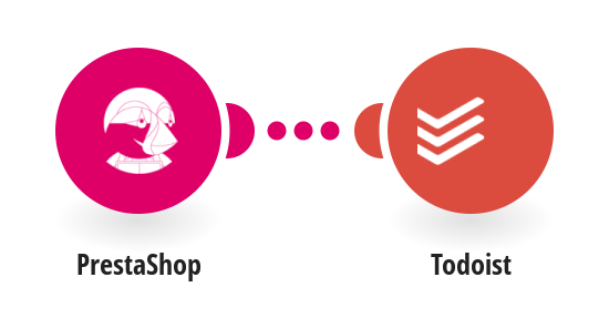 Complete a Todoist task when a new order is placed in PrestaShop