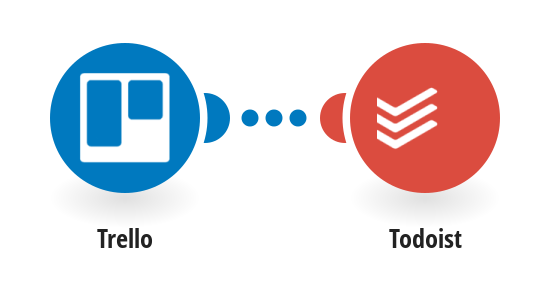 Add new Trello activities to Todoist as tasks