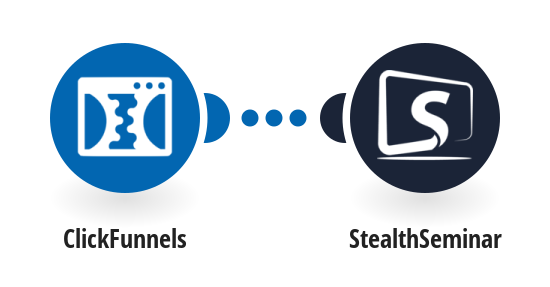 Create registered attendees in StealthSeminar from new ClickFunnels contacts