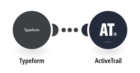Create ActiveTrail contacts from new Typeform form submissions