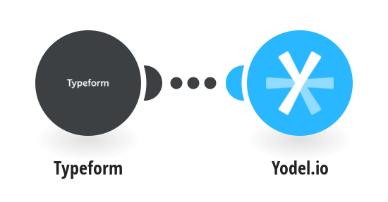Create Yodel.io contacts from new Typeform form submissions