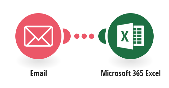 Save Email messages to a Microsoft 365 Excel worksheet as a new row