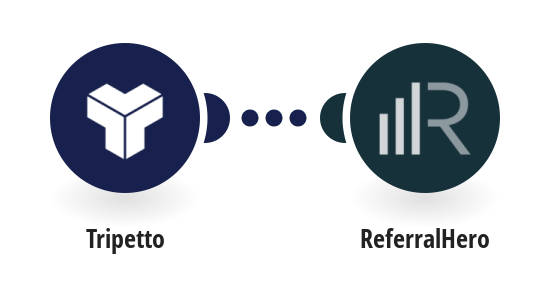 Add a subscriber to ReferralHero for new Tripetto entries