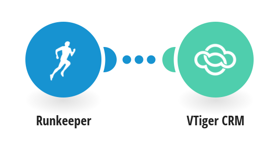 Create new VTiger CRM events from new Runkeeper activities