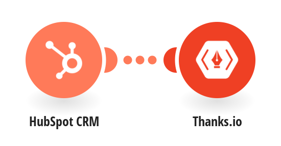 Add a new HubSpot CRM contact to a Thanks.io mailing list