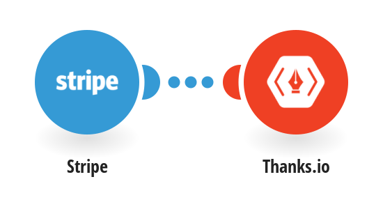 Add a new Stripe customer to a Thanks.io mailing list