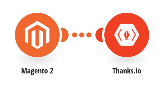 Send a Thanks.io postcard from a new Magento 2 order