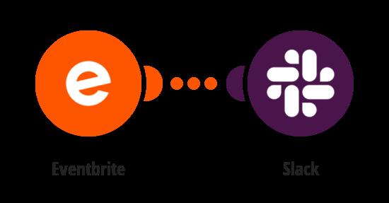 Send Eventbrite attendees details as Slack messages