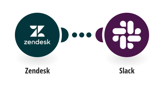 Send new tickets from Zendesk as Slack messages.