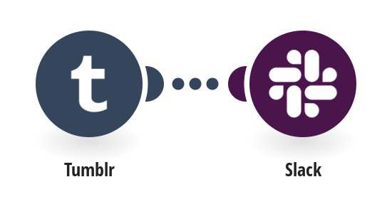 Send Slack messages for new Tumblr posts