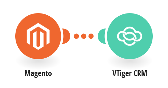 Create VTiger products from new Magento products