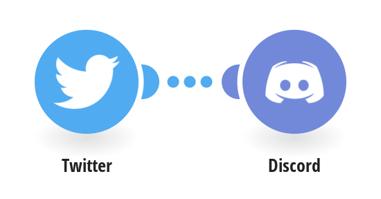 Post a Discord message from a liked Tweet