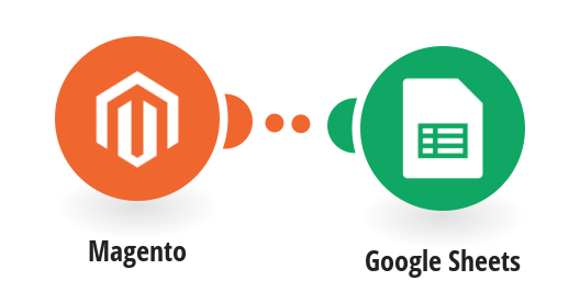 Add new Magento orders to a Google Sheets spreadsheet as new rows