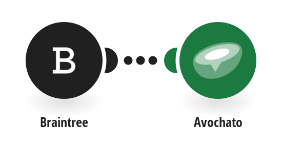 Add new Braintree customers to the contact list in Avochato