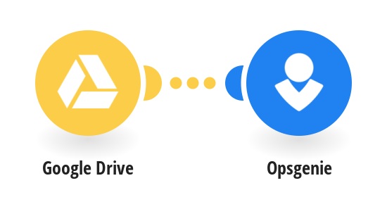 Creates Alert in Opsgenie for new uploaded Files in Google Drive