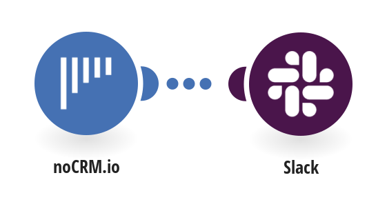 Send a message to Slack when a new lead is created in noCRM.io
