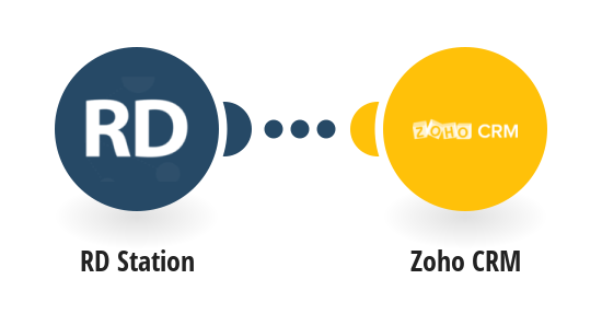 Send an opportunity from RD Station to Zoho CRM
