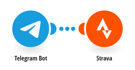 Create a training assignment in Strava via Telegram bot