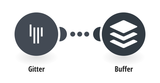 Buffer new Gitter messages
