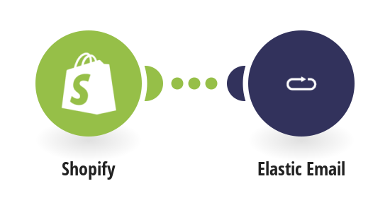 Add a new customer in Shopify as a new contact in Elastic Email
