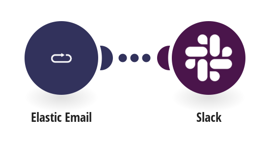 Send Slack messages when the new Elastic Email campaign is sent matching specified criteria