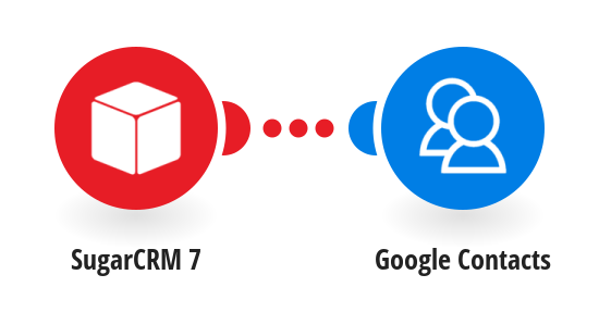 Add new SugarCRM 7 contacts to Google contacts