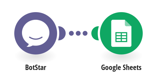 Track BotStar human takeover requests on Google Sheets