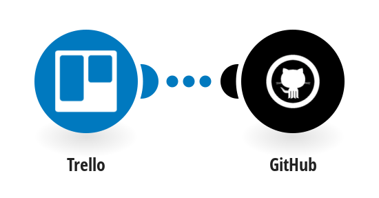 Create issues on GitHub from new card activities on Trello