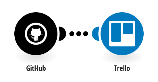 Create Trello cards from new GitHub events