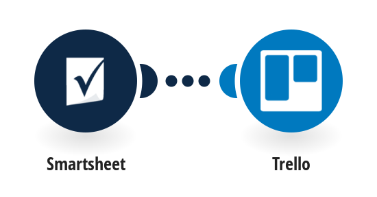 Create Trello cards from new rows in your Smartsheet