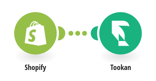 Add a new customer in Shopify as a new customer in Tookan