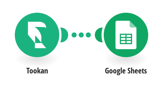 Add info about Tookan Agents to a Google Spreadsheets