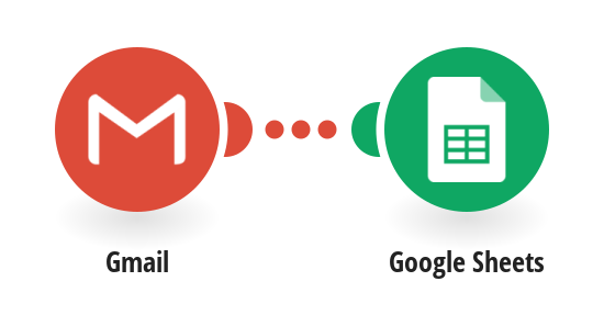 Save a Gmail email containing a specific phrase to Google Sheets as a new row