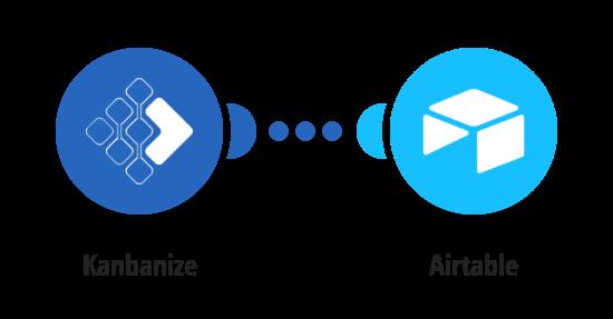 Add Kanbanize tasks list to Airtable
