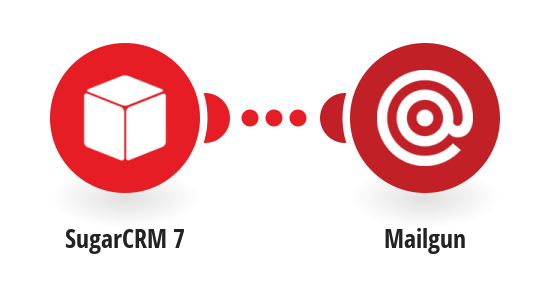 Add new SugarCRM 7 contacts to Mailgun as new mailing list members